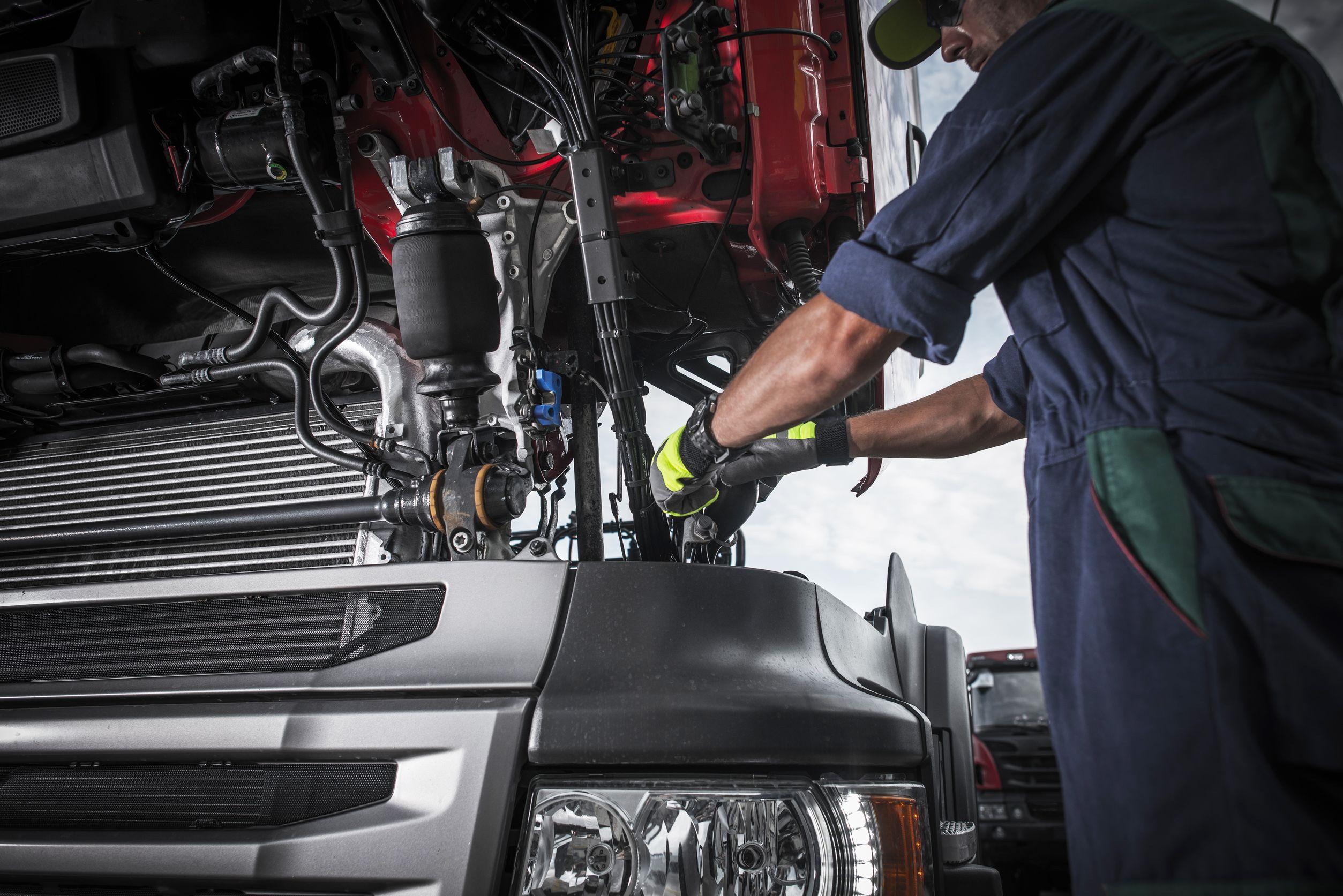 Truck Preventive Maintenance