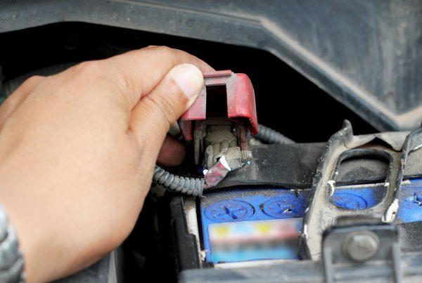 truck battery maintenance