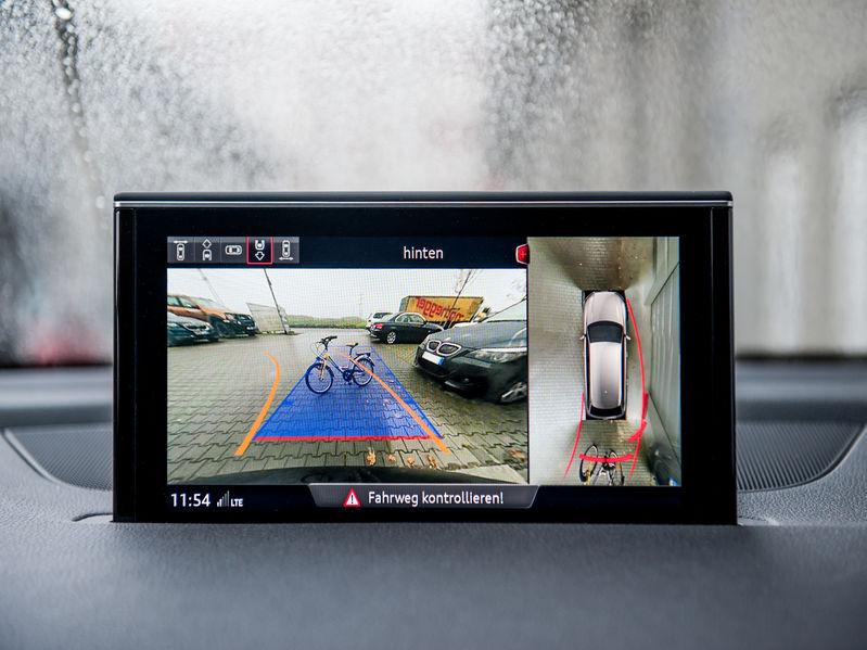 backup camera system for trucks