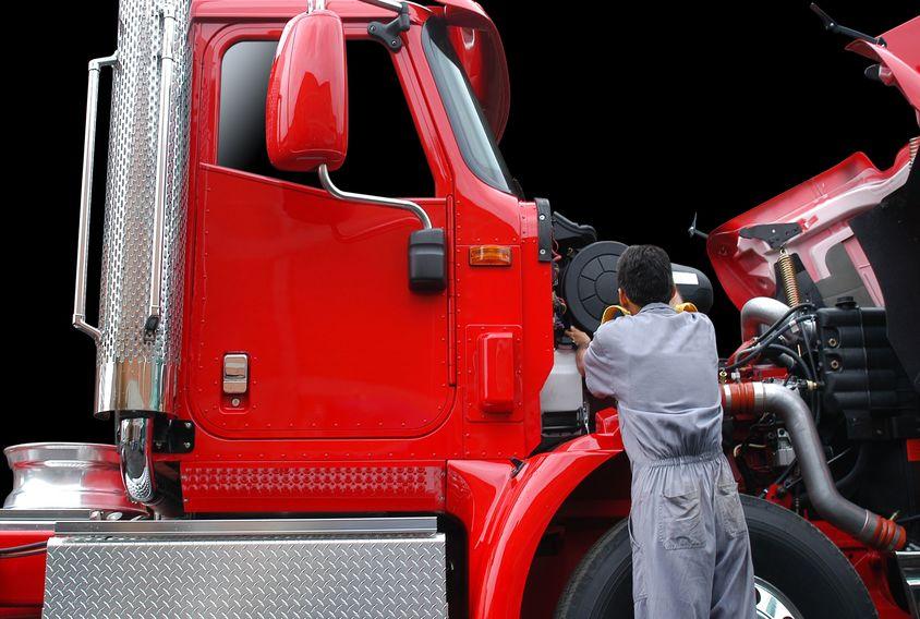 truck ac repair
